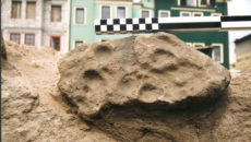 http://muzeumbytow.pl/wp-content/uploads/2016/05/kamień-połdudniowej-ściany-kościoła-z-zagłebieniami-powstałym-wskutek-używania-świdra-ogniowego-230x130.jpg