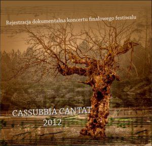 cassubia cantat 2012 okładka