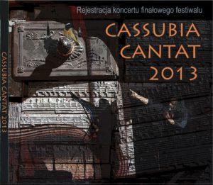 cassubia cantat 2013 okładka
